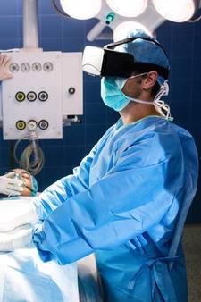 'Opleiding chirurgie wordt stuk korter dankzij virtual reality'