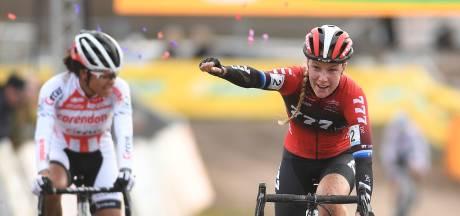 Worst wint veldrit in Zonhoven met volledig Oranje-podium