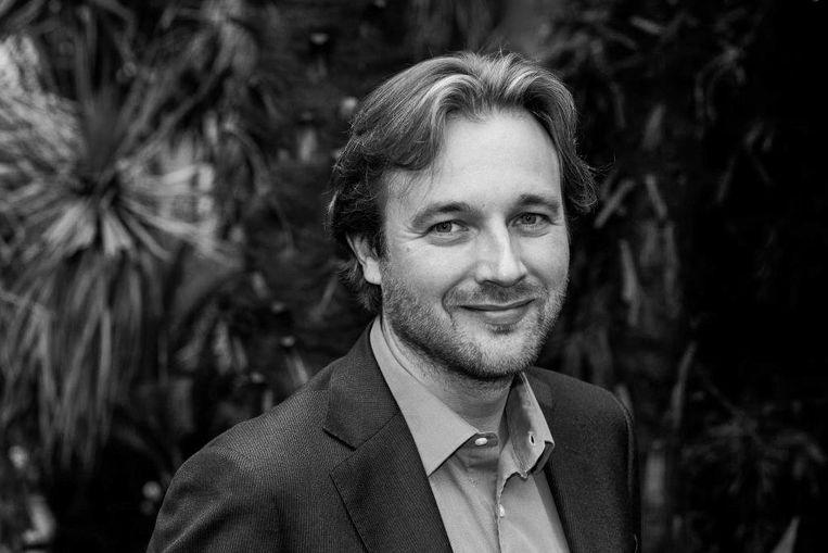 Hans de Zwart, directeur van de digitale burgerrechtenorganisatie Bits of Freedom Beeld Maarten Tromp