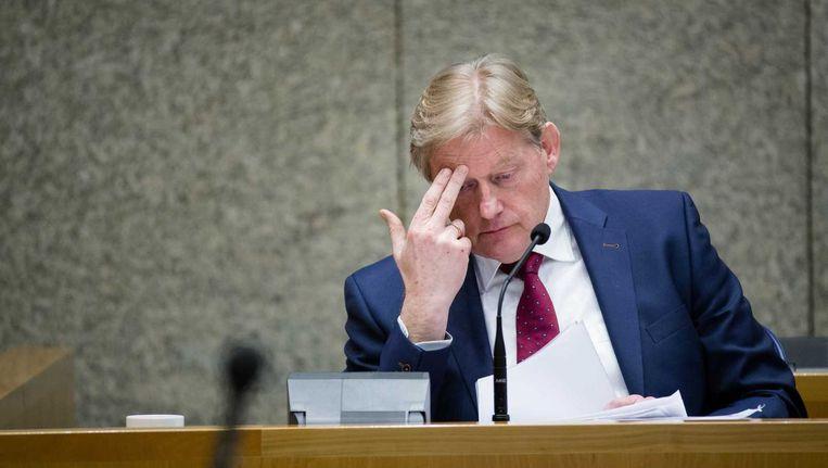 Staatssecretaris Martin van Rijn van VWS. Beeld anp