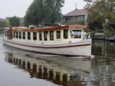 Legendarische Croosboot gaat weer varen: 'Prachtige Rotterdamse attractie'