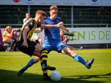 Dennis Janssen belandt op zijspoor bij De Treffers, terug naar beloftenteam