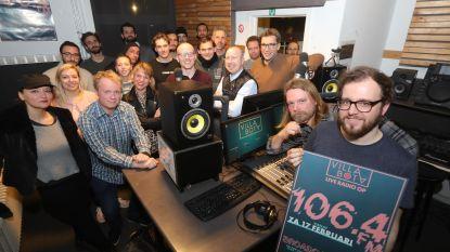 """""""Boost voor jonge radiomakers"""""""