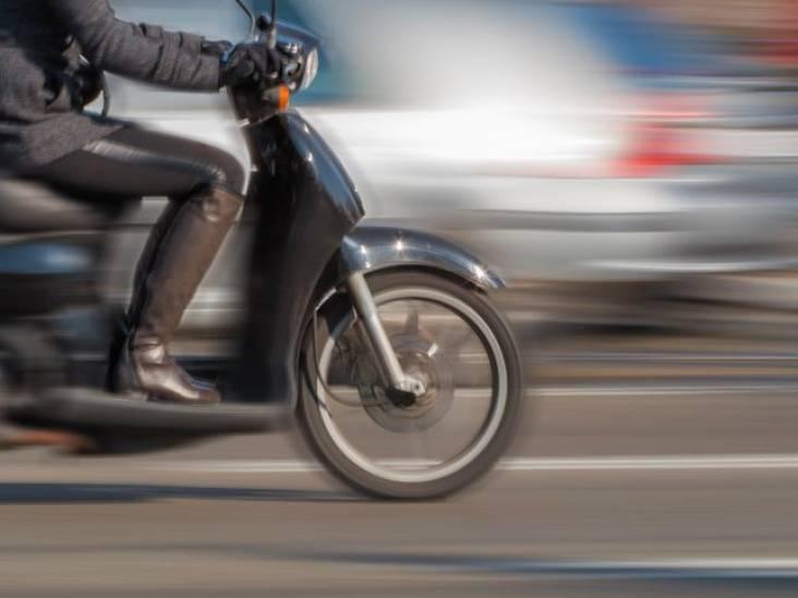 Twee verdachten van heling scooter aangehouden in Roosendaal
