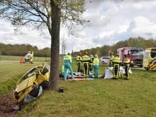 VIDEO: Man zwaargewond na remmen voor politiecontrole op Midden-Brabantweg