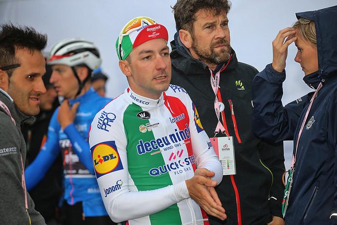 Elia Viviani: vandaag revanche voor de diskwalificatie van gisteren?