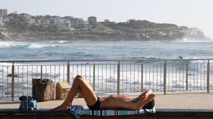 """Wij bevriezen maar in Australië bakken ze in bijna 50 graden: """"Het is precies de hel hier"""""""
