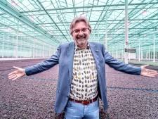 Topondernemer Rob Baan (62) van Koppert Cress is genomineerd voor Agrarisch Ondernemer van het Jaar