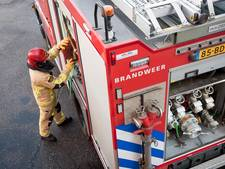 Forse woningschade na uitslaande brand in IJsselmonde