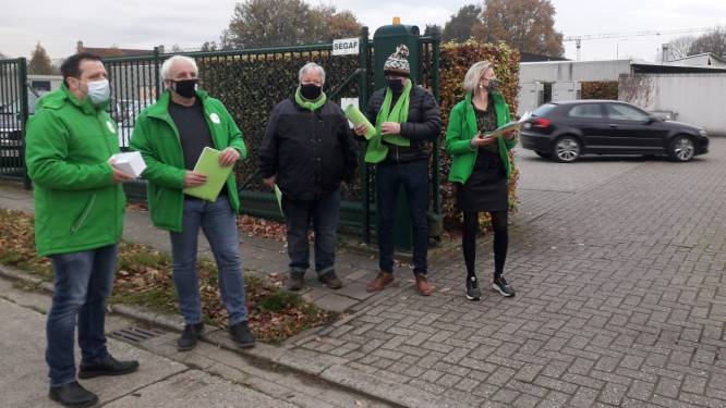 Leden ACV voeren actie: 'Personeel in labo's moet net zoals ziekenhuispersoneel premie van 985 euro en loonsverhoging krijgen'
