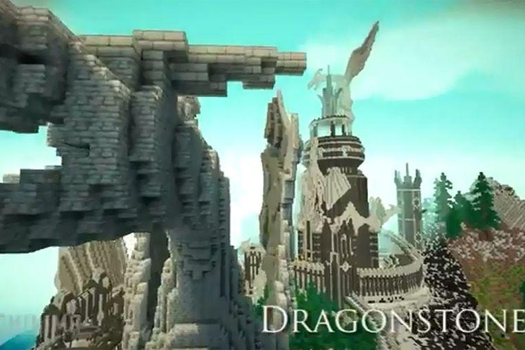 Drakensteen Beeld YouTube