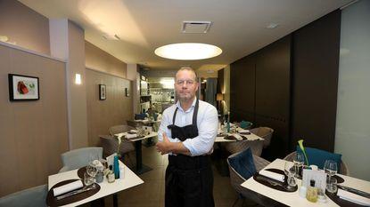 Restaurant 'Au filet de sole' voor het eerst van de partij