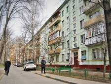 Moskou gaat duizenden Sovjetflats platgooien