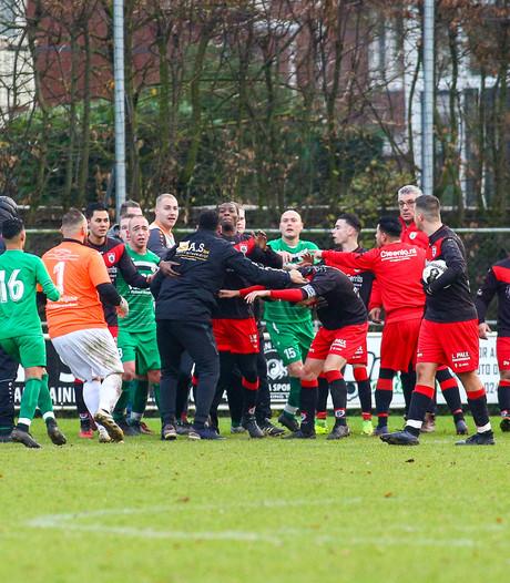 4E: Krayenhoff wint verhitte derby na afkoelingsperiode