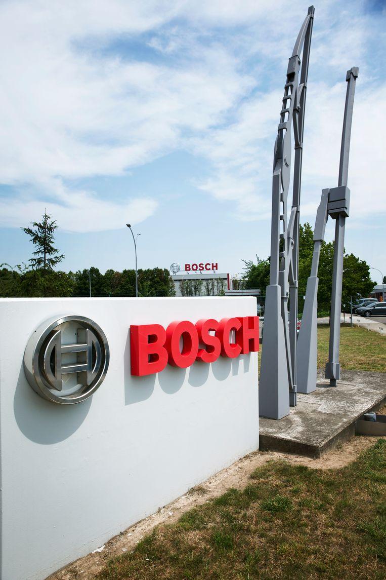 Bij Bosch zal de productie tijdens deze hittegolf op een laag pitje gezet worden.