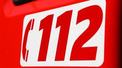 Brand in ondergrondse parking met 100 wagens in Sint-Gillis