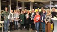 Cursisten EHBO en bloedgevers ontvangen op gemeentehuis