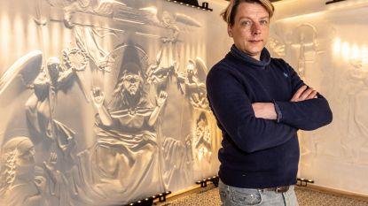 Wereldprimeur: schilderijen van Van Eyck en Memling 'springen uit de muur' in nieuw Brugs plaastermuseum