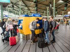 Met online treinkaartje hoeft toerist niet meer in de rij