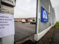 Personeel Brugse gevangenis legt even werk neer