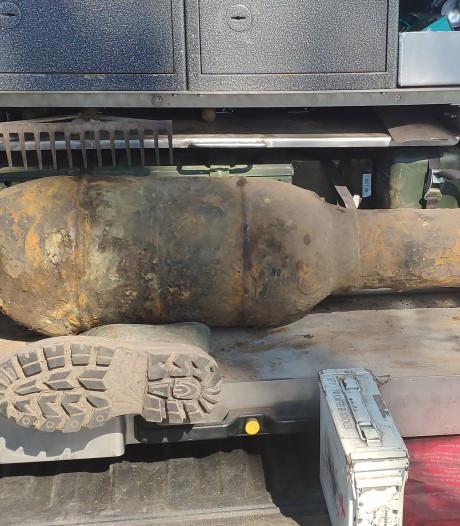 Speurders vinden Duitse raket met 36 kilo springstof op weiland in Deurne