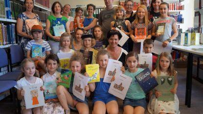 Kinderen kiezen mooiste jeugdboeken