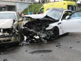 Ravage op de weg na heftig ongeluk Eindhoven