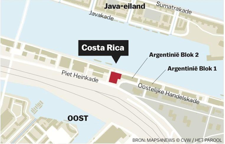 Costa Rica Beeld Chantal van Wessel
