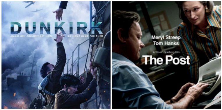 Het gaat tussen 'Dunkirk' en 'The Post' op de Oscars.