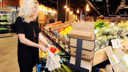 Delhaize geeft korting op gezonde voeding