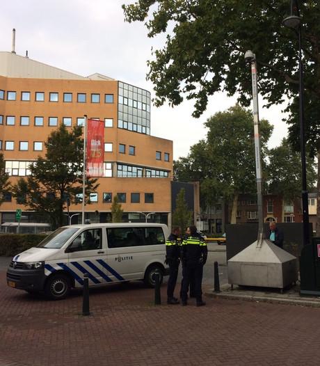Mobiele camera tegen drugsoverlast Cornelis de Wittstraat