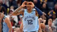 'The new kid on the block': niet Zion, wél Ja Morant favoriet voor 'Rookie of the Year' in NBA