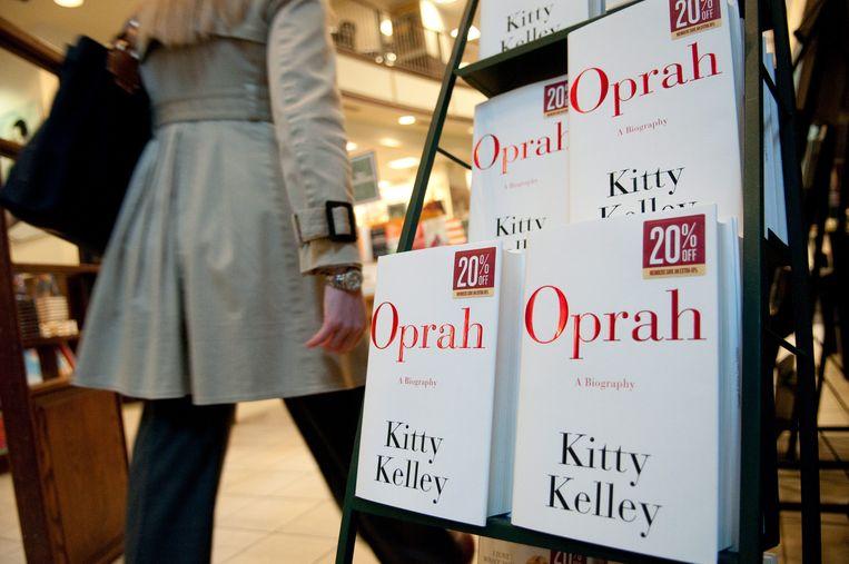 Oprah schreef zelf boeken en werkte mee aan boeken die over haar geschreven werden.