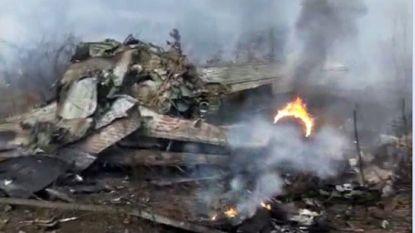 Legervliegtuig stort neer in China