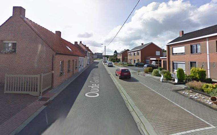 De Oude Gentstraat.