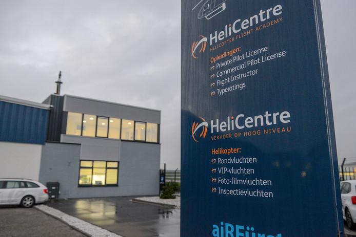HeliCentre in Lelystad vecht voor de bestuursrechter en verbod op een vlucht naar Utrecht aan.