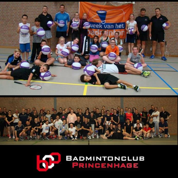 Badmintonclub Princenhage is 'Vereniging van het jaar' van de gemeente Breda.