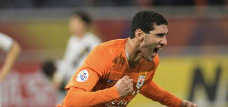 Fellaini contribue à la qualification en finale de la Coupe de Shandong Luneng
