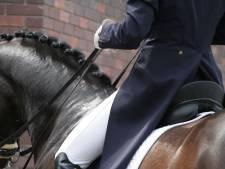 Paard overleden tijdens tweede dag NK dressuur