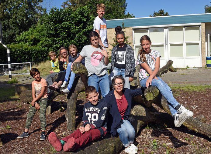 De Vorsterman van Oyenschool sloot de deuren definitief voor de zomervakantie.