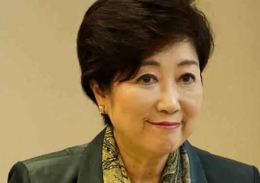 Yuriko Koike, Tokio's powervrouw