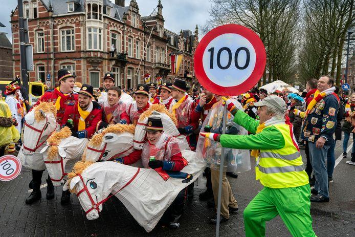 Carnaval krijgt de derde plaats.