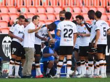 Valencia zakt onder clubman Voro weg naar tiende plaats in La Liga