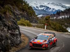 Rallye de Monte Carlo: deuxième succès de Thierry Neuville dans la 2e spéciale