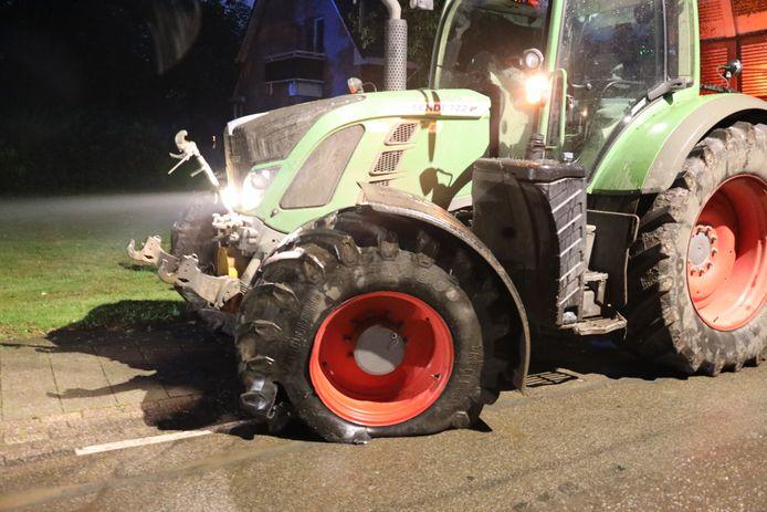 Foto van een landbouwvoertuig ter illustratie, eerder dit jaar.