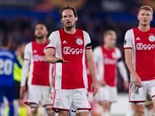 Kans dat Ajax doorgaat in Europa League slechts zeven procent