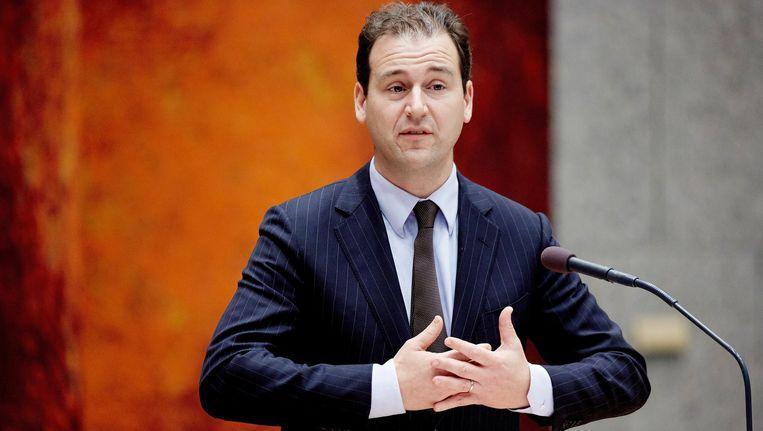 Minister Asscher van Sociale Zaken Beeld anp