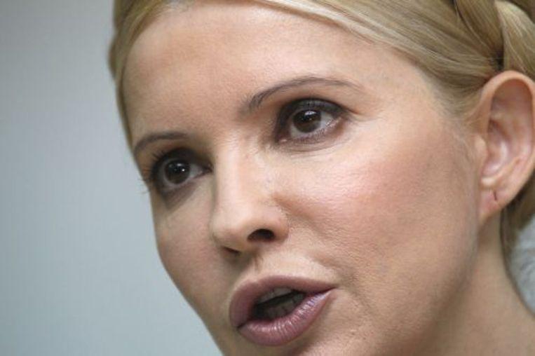 Joelia Timosjenko. EPA Beeld