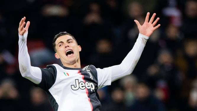 Hij is er nog niet van verlost: Cristiano Ronaldo test opnieuw positief en zou clash tegen Barça missen