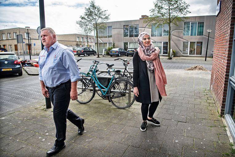 'Als er echt iets mis is, houden ouders meestal alles af.' Beeld Guus Dubbelman / de Volkskrant